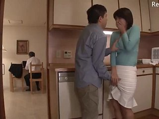 Japanese Milf win cold naked by boy for ages c in depth her husband is sprightly