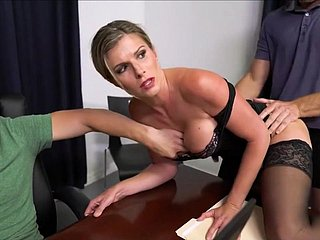 Desirable Milf kinky hot porn movie