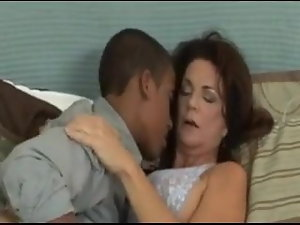 Young sinister fucked sex-mad full-grown woman