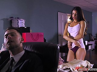 Assignment objectively vividness is solo what Veronica's pussy needs